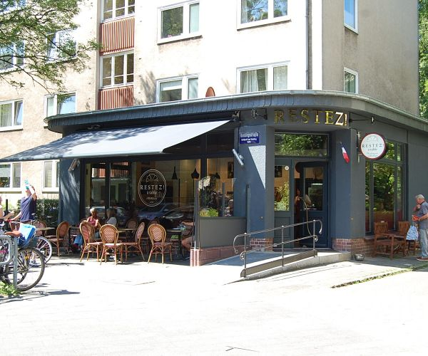 RESTEZ á table:  Koldingstraße 23